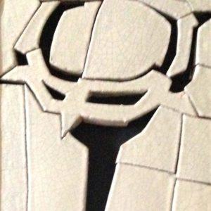 cristo ceramica