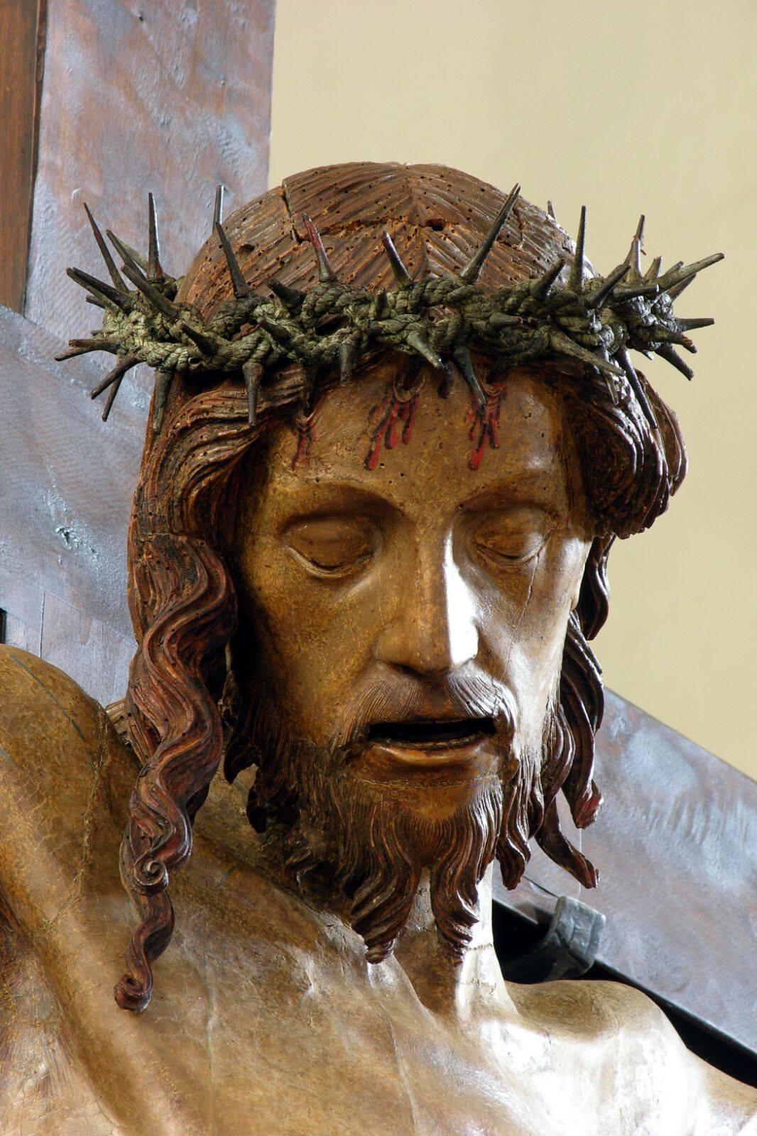 Il Crocifisso Parlante della Concattedrale di Santa Maria Argentea